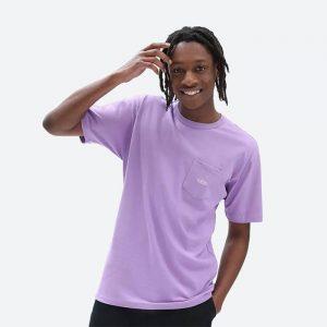 חולצת T ואנס לגברים Vans Multiplier - סגול