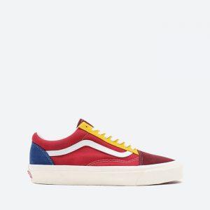 נעלי סניקרס ואנס לגברים Vans Old Skool 36 Dx - צבעוני