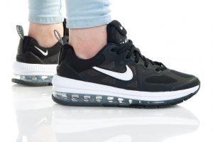 נעלי סניקרס נייק לנשים Nike AIR MAX GENOME - שחור