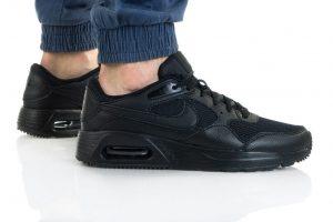 נעלי סניקרס נייק לגברים Nike AIR MAX SC - שחור