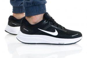 נעלי ריצה נייק לגברים Nike AIR ZOOM STRUCTURE 23 - שחור/לבן