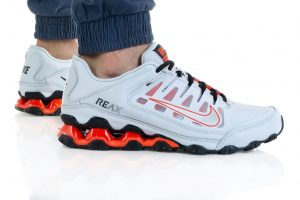 נעלי ריצה נייק לגברים Nike REAX 8 TR MESH - אפור בהיר