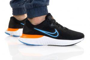 נעלי ריצה נייק לגברים Nike RENEW RUN 2 - שחור