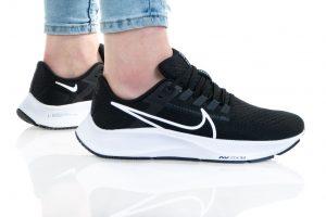 נעלי ריצה נייק לנשים Nike AIR ZOOM PEGASUS 38 - שחור/לבן