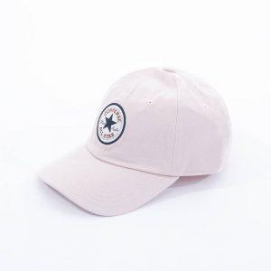 כובע קונברס לגברים Converse Tipoff Chuck Baseball - ורוד בהיר