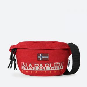 תיק נפפירי לגברים Napapijri Hering - אדום