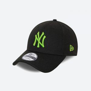 כובע ניו ארה לגברים New Era Pack 94Forty - שחור