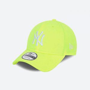 כובע ניו ארה לגברים New Era Pack 94Forty - צהוב