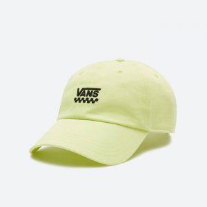 כובע ואנס לגברים Vans Court Side - צהוב