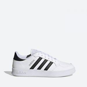 נעלי סניקרס אדידס לנשים Adidas Breaknet - לבן/שחור