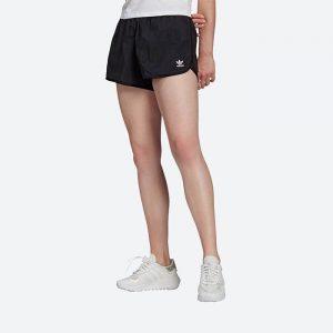 מכנס ספורט אדידס לנשים Adidas Originals 3-Stripes - שחור