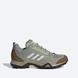 נעלי טיולים אדידס לנשים Adidas Terrex AX3 - אפור/ירוק