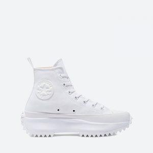 נעלי סניקרס קונברס לנשים Converse Run Star Hike Hi - לבן