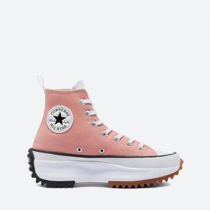 נעלי סניקרס קונברס לנשים Converse Run Star Hike Hi - ורוד