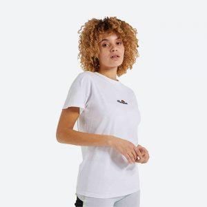חולצת T אלסה לנשים Ellesse Genoveffa - לבן