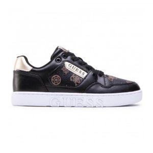 נעלי סניקרס גס לנשים Guess Julien2-A - שחור