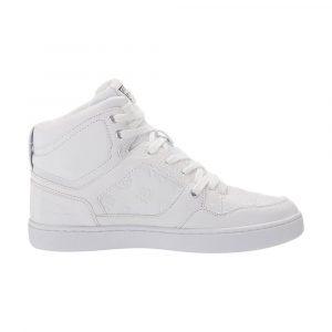 נעלי סניקרס גס לנשים Guess Justis2-A - לבן