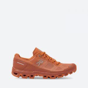 נעלי ריצה און לנשים On Cloudventure - כתום