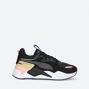 נעלי סניקרס פומה לנשים PUMA RS-X Reinvent - שחור