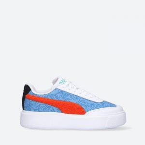 נעלי סניקרס פומה לנשים PUMA x Mr Doodle Oslo Maja - כחול