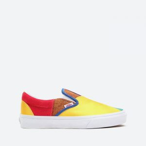 נעלי סניקרס ואנס לנשים Vans UA Classic Slip-On Pride - צבעוני