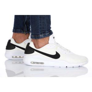 נעלי סניקרס נייק לגברים Nike AIR MAX OKETO - לבן/שחור