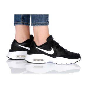 נעלי סניקרס נייק לנשים Nike Air Max Fusion - שחור