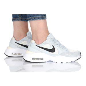 נעלי סניקרס נייק לנשים Nike Air Max Fusion - תכלת