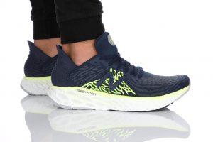 נעלי ריצה ניו באלאנס לגברים New Balance M1080 - כחול כהה