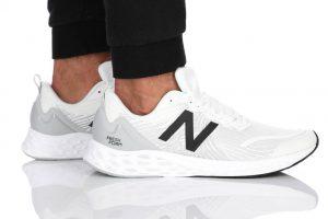 נעלי ריצה ניו באלאנס לגברים New Balance MTMPO - לבן