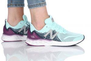 נעלי ריצה ניו באלאנס לנשים New Balance WTMPO - צבעוני בהיר
