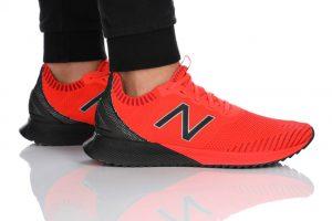 נעלי ריצה ניו באלאנס לגברים New Balance MFCEC - אדום