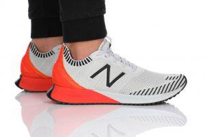נעלי ריצה ניו באלאנס לגברים New Balance MFCEC - אפור בהיר