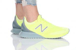 נעלי ריצה ניו באלאנס לנשים New Balance WFCEC - צהוב