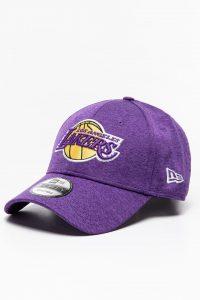 כובע ניו ארה לגברים New Era Lakers - סגול