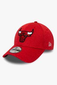 כובע ניו ארה לגברים New Era BULLS - אדום
