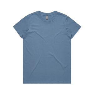 חולצת T אס קולור לנשים As Colour MAPLE - כחול