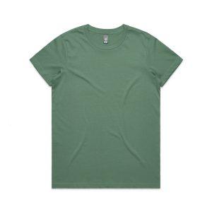 חולצת T אס קולור לנשים As Colour MAPLE - ירוק בהיר