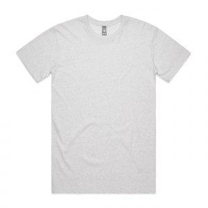 חולצת T אס קולור לגברים As Colour STAPLE HEATHER - לבן