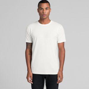 חולצת T אס קולור לגברים As Colour ORGANIC - לבן