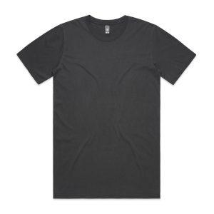 חולצת T אס קולור לגברים As Colour FADED - שחור