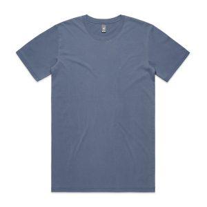 חולצת T אס קולור לגברים As Colour FADED - כחול