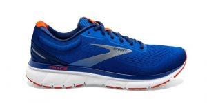 נעלי ריצה ברוקס לגברים Brooks Trace - כחול