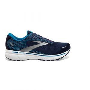 נעלי ריצה ברוקס לגברים Brooks Ghost 14 - כחול