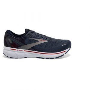 נעלי ריצה ברוקס לגברים Brooks Ghost 14 - צבעוני כהה