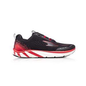 נעלי ריצה אלטרה לגברים ALTRA Torin 4 - שחור/אדום