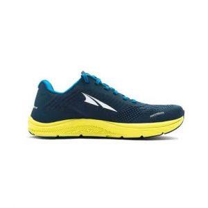 נעלי ריצה אלטרה לגברים ALTRA 5.Torin Plush 4 - כחול/צהוב
