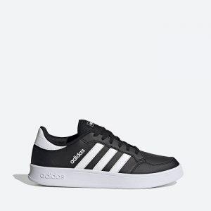 נעלי סניקרס אדידס לגברים Adidas Breaknet - שחור