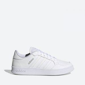 נעלי סניקרס אדידס לנשים Adidas Breaknet - לבן מלא