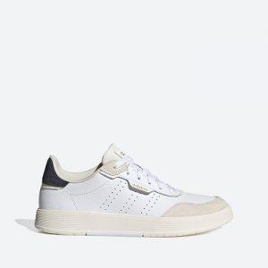 נעלי סניקרס אדידס לגברים Adidas Courtphase - לבן